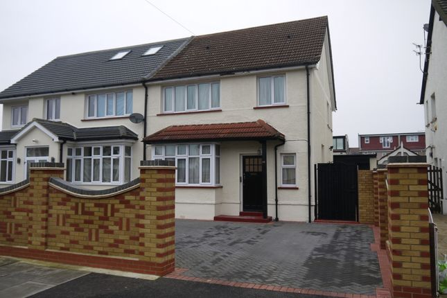 Thumbnail Terraced house to rent in St Johns Road, Ilford
