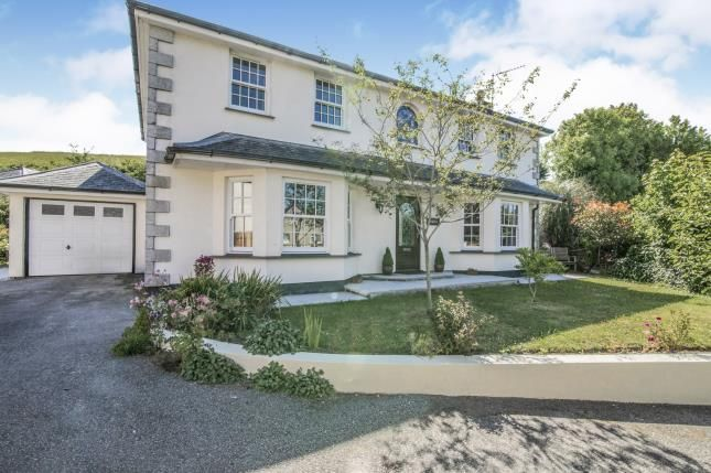 Thumbnail Detached house for sale in Par, Cornwall