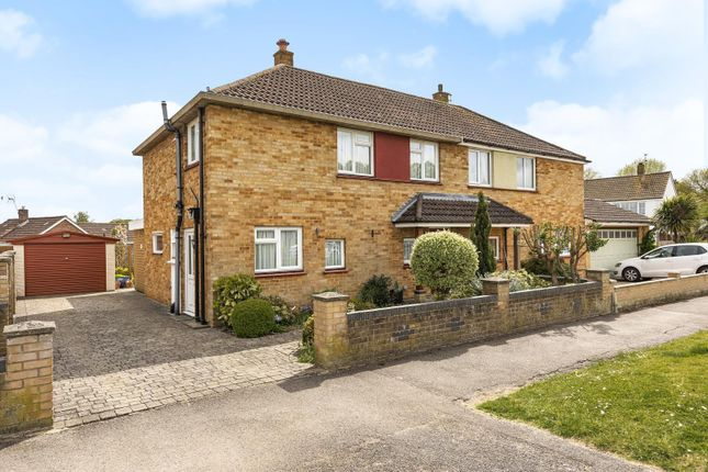 3 bed semi-detached house for sale in Stringers Avenue, Jacobs Well, Guildford GU4