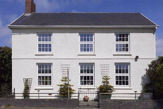 Thumbnail Farm for sale in Llanfihangel-Ar-Arth, Pencader