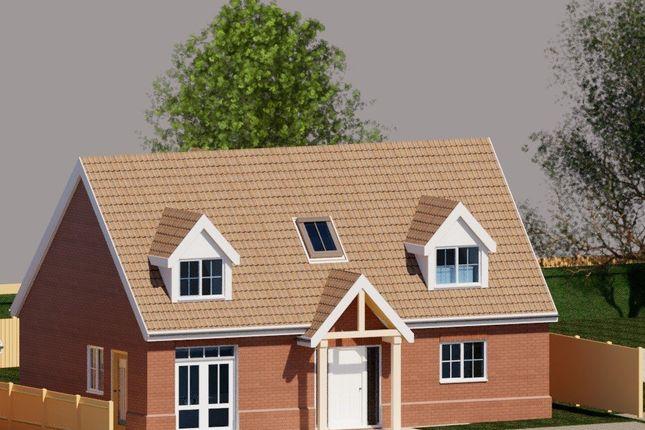 Thumbnail Detached house for sale in Elmsett, Ipswich, Suffolk