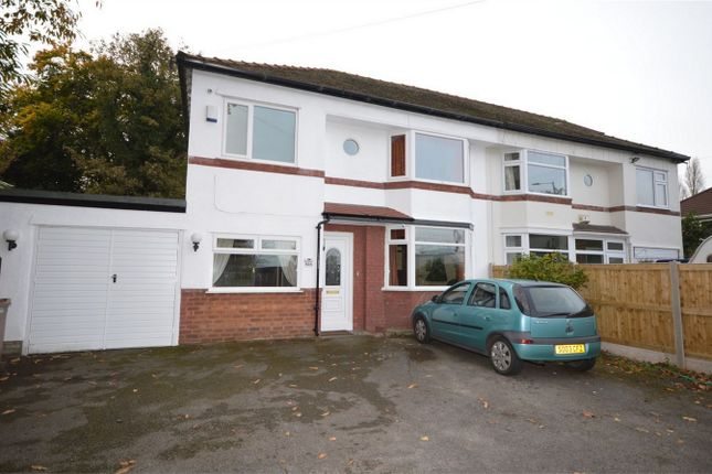 Thumbnail Semi-detached house for sale in New Chester Road, Bromborough, Merseyside