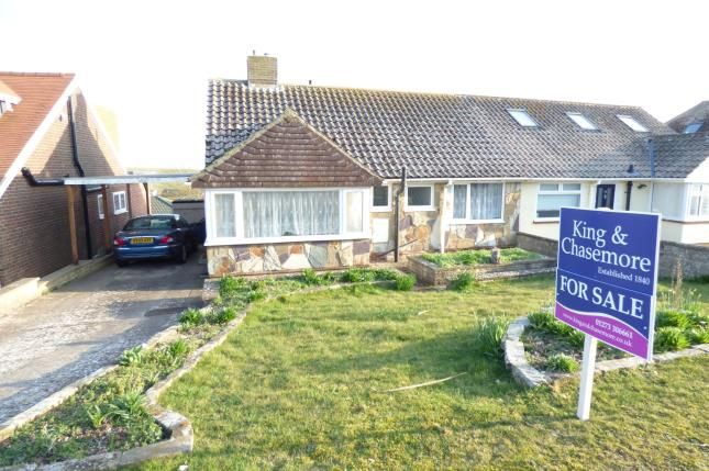 Front of Cissbury Crescent, Saltdean, Brighton, East Sussex BN2