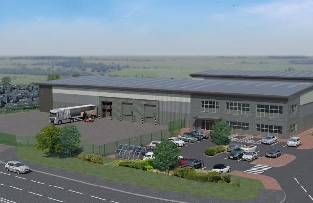 Thumbnail Industrial to let in Exeter Logisitics Park, Clyst Honiton, Exeter