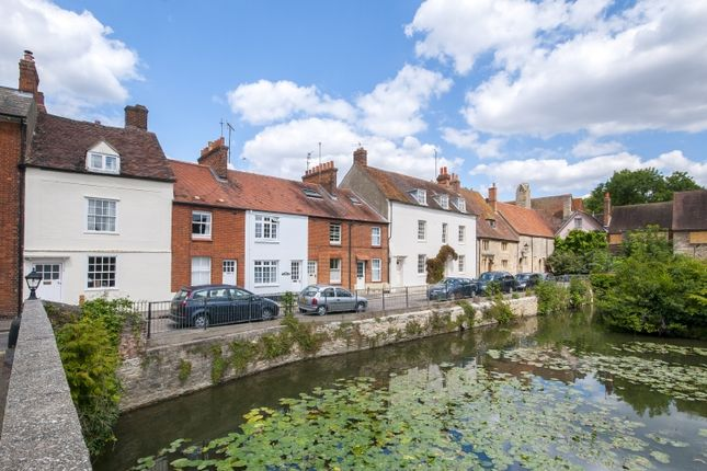 Thumbnail Terraced house to rent in Thames Street, Abingdon