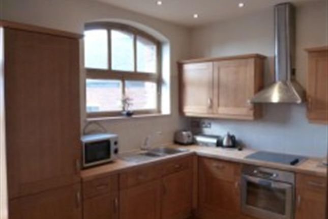Flat to rent in Textile Apartments, 10 Blackfriars Street, Salford