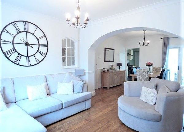 Thumbnail Semi-detached house for sale in Chandlers Road, Beaufort, Ebbw Vale