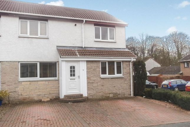 Thumbnail Semi-detached house to rent in Acredales, Linlithgow