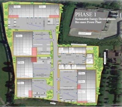 Thumbnail Land to let in Phase II, Raleigh Hall Industrial Estate, Eccleshall, Staffordshire