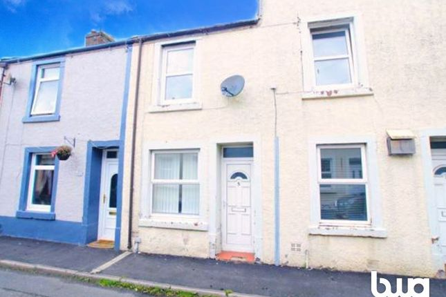 2 bed terraced house for sale in 5 Queen Street, Cleator Moor, Cumbria CA25