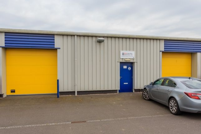 Thumbnail Light industrial to let in Battlefield Enterprise Park, Stafford Drive, Shrewsbury