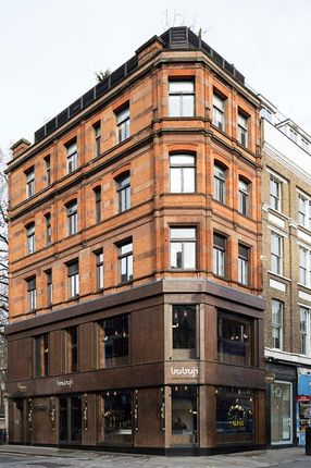 Thumbnail Retail premises to let in Shaftesbury Avenue, London