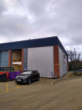 Thumbnail Warehouse to let in Elmgrove Road, Harrow, Middlesex
