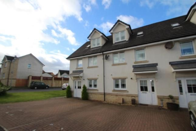 Thumbnail Terraced house for sale in Clement Drive, Airdrie, North Lanarkshire
