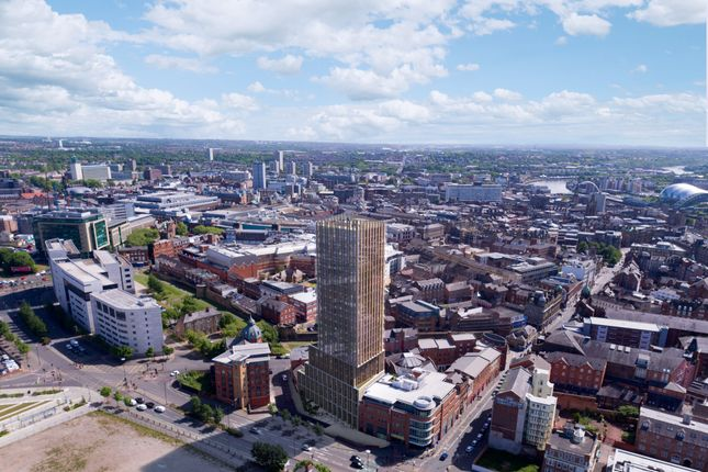 Flat for sale in Rutherford Street, Newcastle Upon Tyne