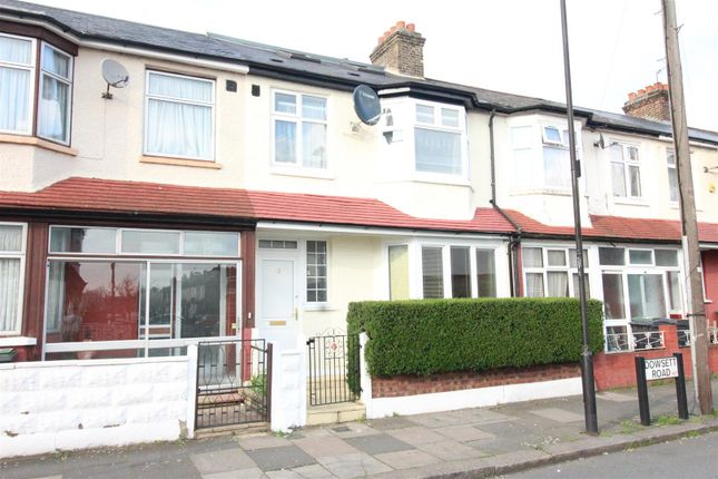 Thumbnail Property for sale in Dowsett Road, London
