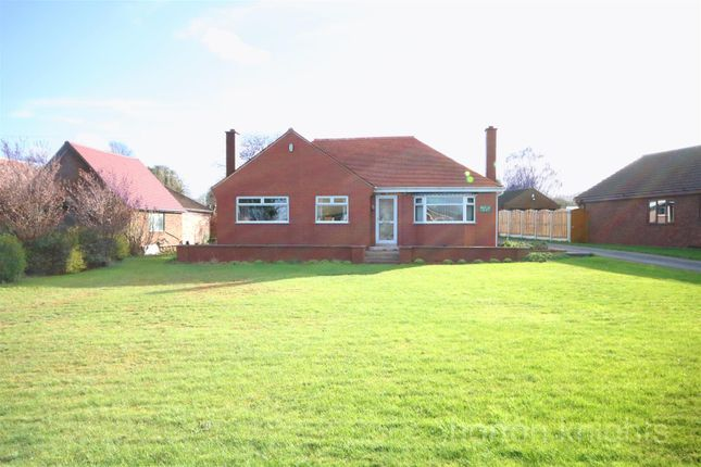 3 bedroom detached bungalow for sale in Green Lane, Scawthorpe, Doncaster