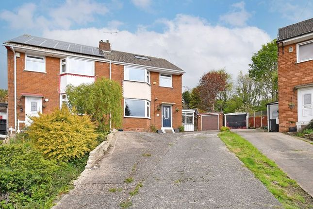 4 bed semi-detached house for sale in Newfield Green Road, Heeley, Sheffield S2
