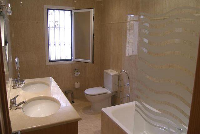 Bathroom of Spain, Málaga, Mijas