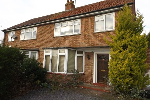 Thumbnail Property to rent in Selkirk Road, Ipswich