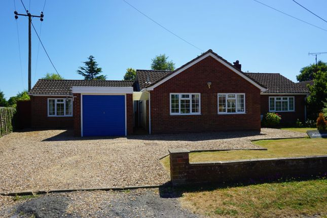 Thumbnail Detached bungalow for sale in Heath Road, Manningtree