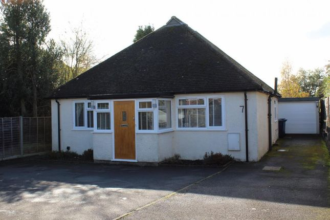 Thumbnail Bungalow for sale in North Avenue, Farnham