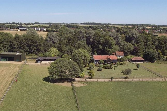 Thumbnail Barn conversion for sale in Stebbing, Dunmow, Essex
