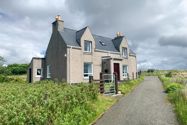 Thumbnail Detached house for sale in Coll, Isle Of Lewis