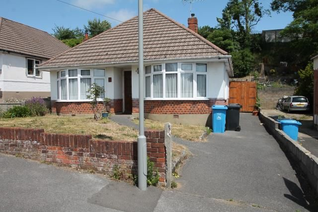 Fortescue Road, Parkstone Poole BH12