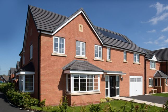 Thumbnail Detached house for sale in Plot 27 The Whitemoor, Calder View, Daniel Fold Lane, Catterall