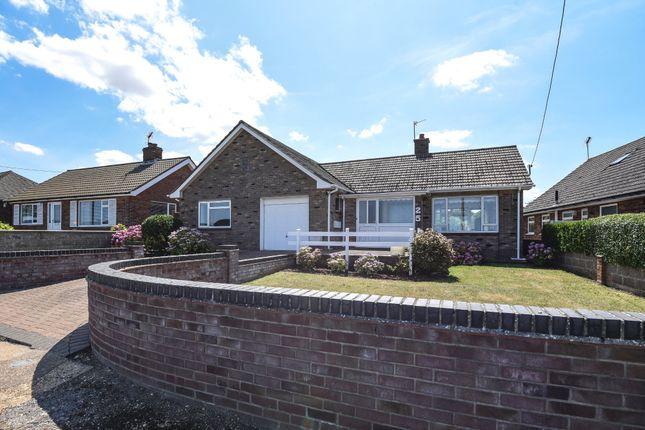 Thumbnail Detached bungalow for sale in Lighthouse Lane, Hunstanton