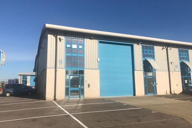 Thumbnail Industrial to let in Unit 9, Victoria Business Park, Short Street, Southend-On-Sea