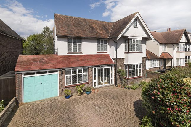 Thumbnail Detached house for sale in Sandhurst Road, Sidcup, Kent