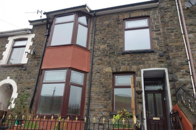Thumbnail Terraced house for sale in Pleasant View, Tylorstown