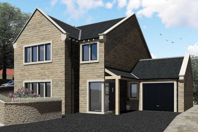 Thumbnail Detached house for sale in Marsh Platt, Honley, Holmfirth