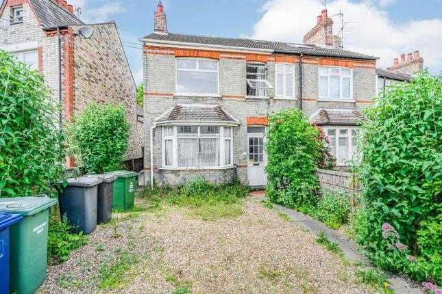 Thumbnail Flat for sale in Cambridge, Cambridgeshire