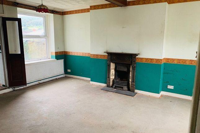 Lounge of East Street, Port Talbot, Neath Port Talbot. SA13