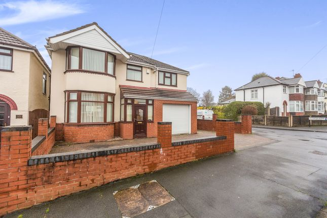 Thumbnail Detached house for sale in Lyttleton Avenue, Halesowen