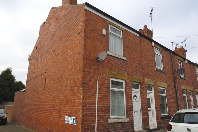 1 bed end terrace house for sale in Carlyle Road, Maltby, Rotherham S66