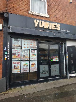 Restaurant/cafe to let in Muntz Street, Birmingham