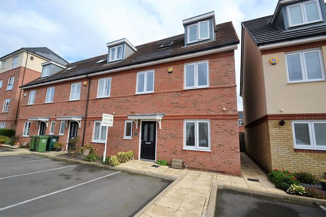 Thumbnail End terrace house for sale in Mulberry Avenue, Staines
