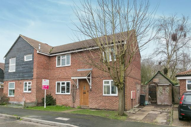 Thumbnail Semi-detached house for sale in Hunt Road, Earls Colne, Colchester