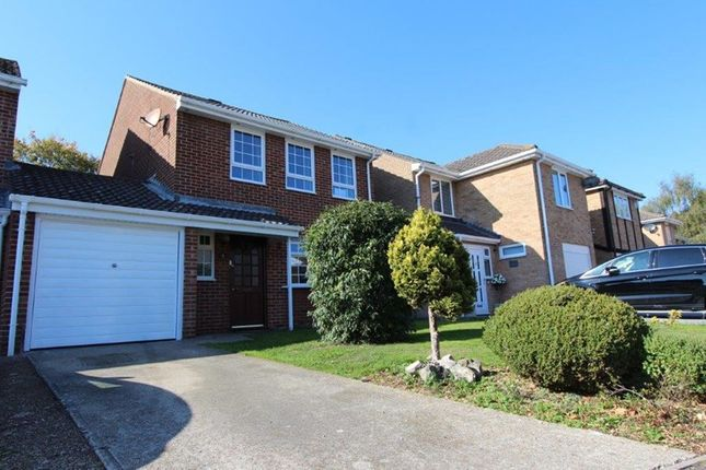 Thumbnail Link-detached house for sale in Culver, Netley Abbey, Southampton