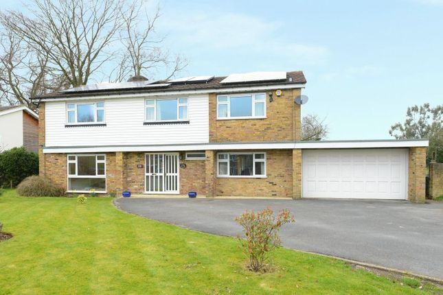 Thumbnail Detached house to rent in Yarrowside, Little Chalfont, Amersham
