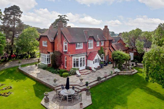 Thumbnail Detached house for sale in Seafield Lane, Portway, Birmingham, Alvechurch