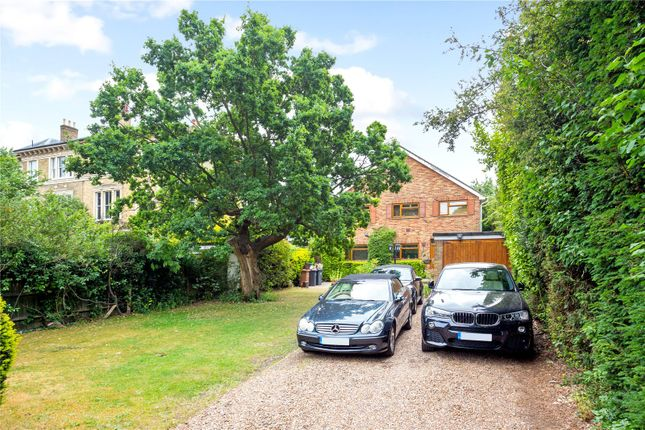Thumbnail Land for sale in Copse Hill, London