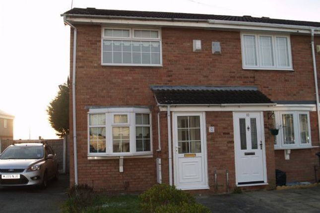 Thumbnail Semi-detached house to rent in Aspen Close, Kirkby, Liverpool