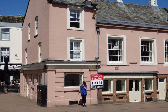 Thumbnail Retail premises to let in St Albans Row, Unit 7, Carlisle