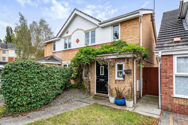 3 bed semi-detached house for sale in Evensyde, Byewaters, Watford WD18