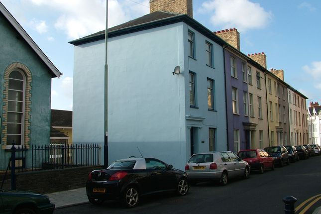 Thumbnail Town house to rent in South Road, Aberystwyth
